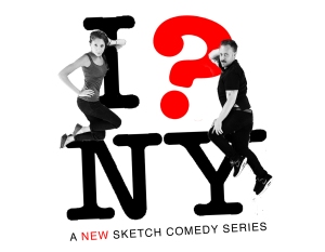 """""""I ? NY"""" is a new sketch comedy series written and created by Jackie viscusi and Jeremy Parker!"""